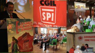 Spi-Cgil, popolo in marcia: congressi in tutta la Daunia