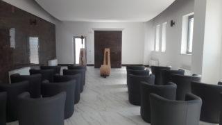 Oggi a Foggia s'inaugura il Tempio Crematorio