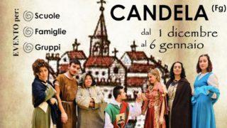 Candela rivive il Medioevo tra dame e cavalieri
