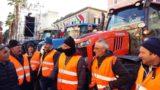 """Niente decreto gelate e Centinaio cancella anche l'incontro di Bari. I gilet arancioni """"Il governo ci ha tradito"""""""
