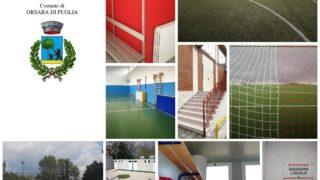 Orsara ha la sua Cittadella dello Sport