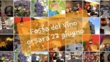 Orsara brinda all'estate 2019: ecco la Festa del Vino