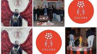 A Orsara statue prese a martellate: è Colors