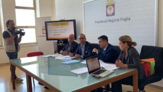 Puglia, 21 milioni per impianti ed eventi sportivi