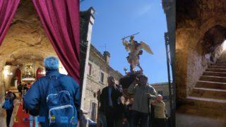 In onore di San Michele, Orsara vi invita tutti a cena in piazza