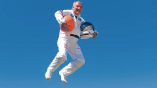 Peppe Zullo vola sul 24esimo Appuntamento con la Daunia