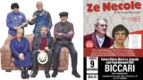 A Biccari il grande teatro con Ze Necole