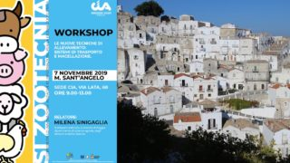 """Si Zootecnia"", workshop Cia a Monte Sant'Angelo"