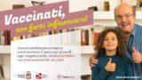 """""""Vaccinati, non farti influenzare"""", te lo dice anche Lino Banfi"""