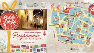 Natale al Borgo: Cerignola ricomincia dai bambini