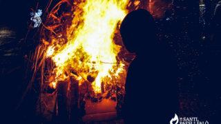 Alberona, Biccari, Rocchetta e Roseto: fuoco e fiamme sui Monti Dauni