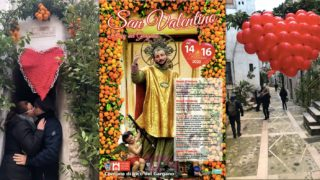 San Valentino a Vico del Gargano: il fine settimana più romantico dell'anno