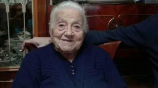 Carmela compie 100 anni, la sua storia dagli Usa a Orsara