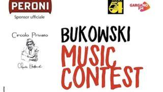 Bukowski Music Contest: a San Severo un Festival della Musica Emergente