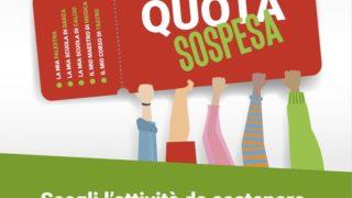 """Foggia e la Capitanata lanciano la """"quota sospesa"""": sosteniamo le attività delle nostre città"""