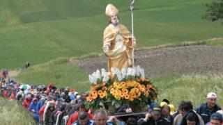 Pietra, Sant'Alberto: ogni giorno una foto fino al 16 maggio, il giorno della processione-pellegrinaggio nel grano