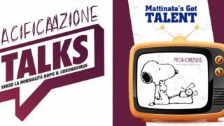 Mattinata, un paese in videoconferenza con i talks, un talent e un docufilm collettivo da casa