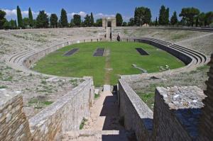 anfiteatro lucera