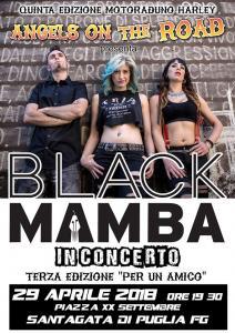 angels on the road - black mamba
