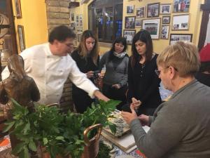 press tour laboratorio sulla pasta