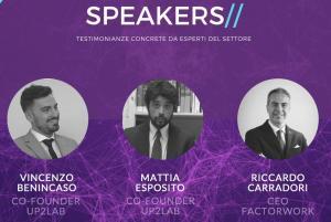 speakers 25 maggio